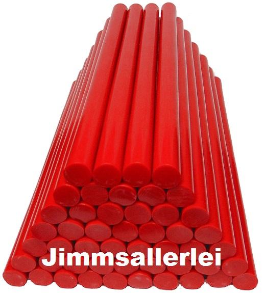 pdr ausbeul heisskleber rot 1kg ca 50 klebesticks ca 200x11 3 mm all weather ebay. Black Bedroom Furniture Sets. Home Design Ideas